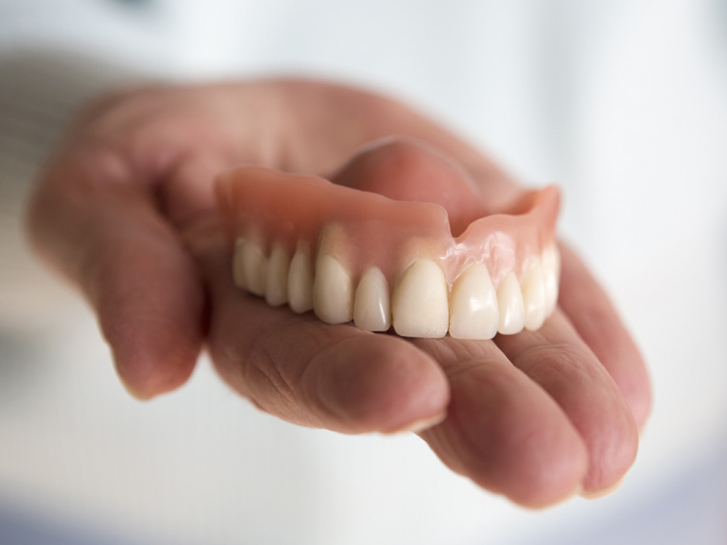 What is the process for getting new dentures?
